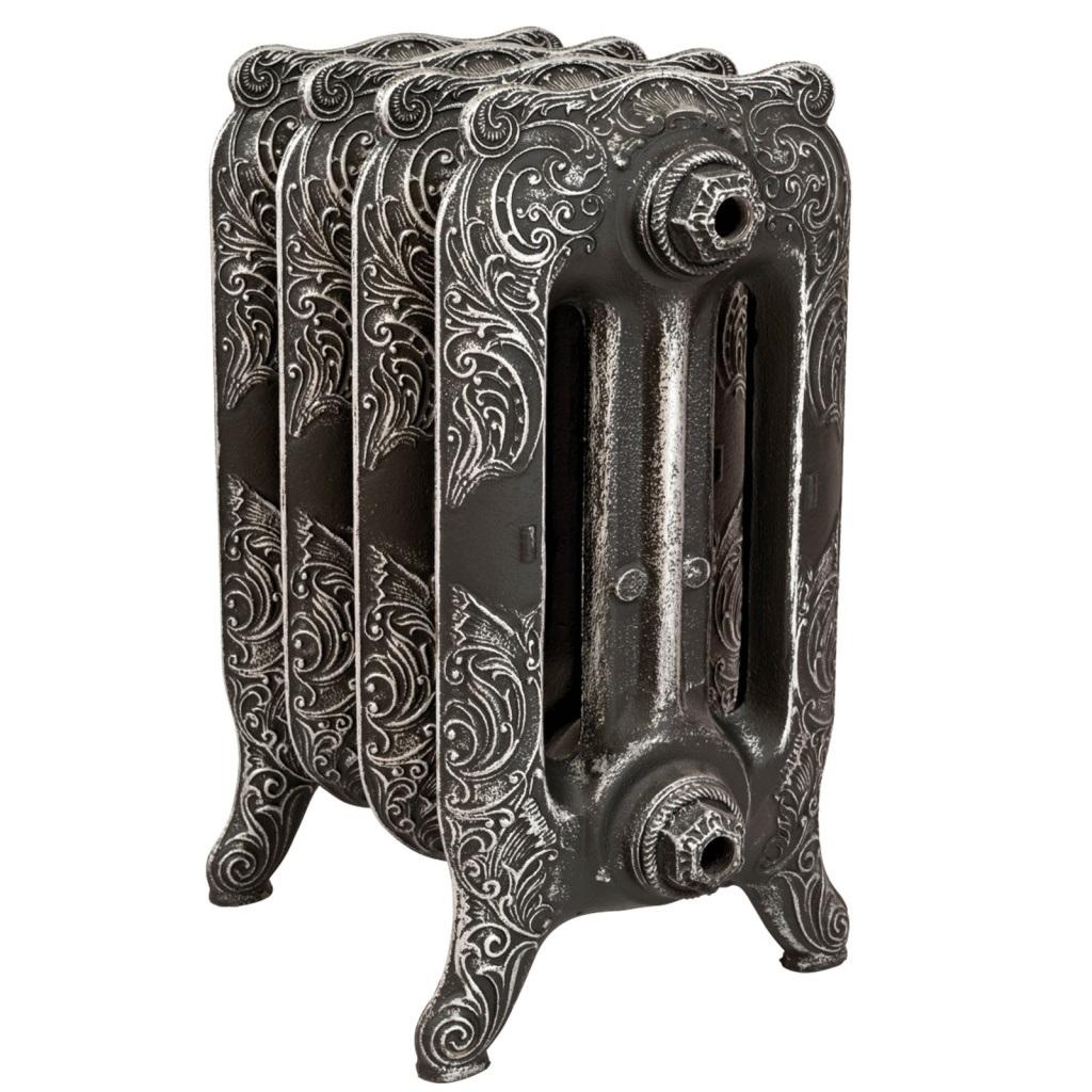 Чугунные радиаторы отопления ретро — индивидуальный стиль вашего интерьера