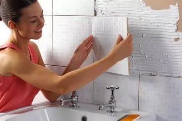 Старая плитка в ванной: 100 фото ремонта, восстановления и стильных вариантов обновления