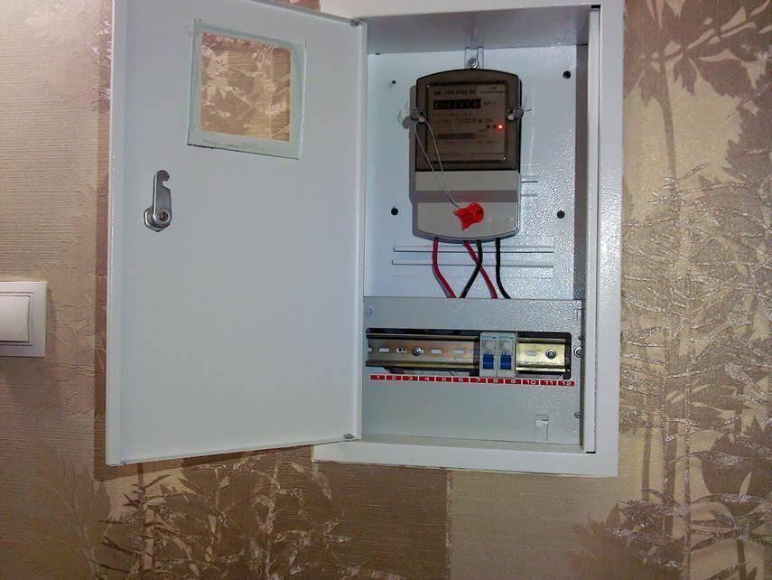 Особенности замены или переноса счетчика электроэнергии в квартире и подъезде: причины выполнения и порядок действий