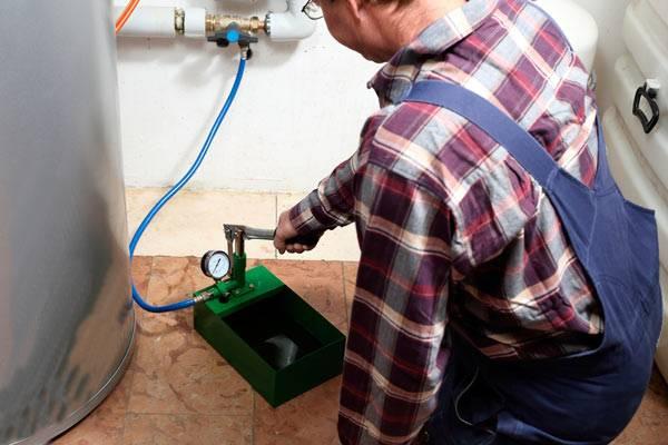Способы как можно промыть систему отопления