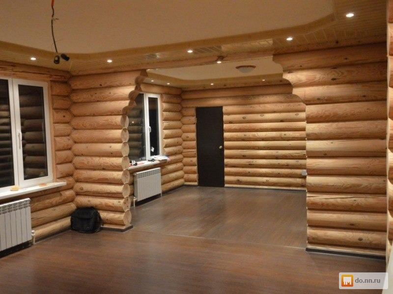 Внутренняя отделка загородного дома - варианты дизайна интерьера