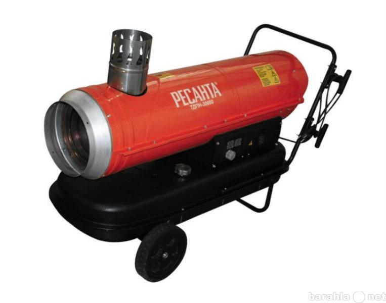 Дизельная тепловая пушка: отзывы, фото, видео, обзор моделей