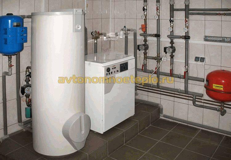 Энергонезависимый газовый котел двухконтурный | всё об отоплении