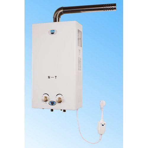 Бездымоходные газовые колонки: проточный газовый водонагреватель без дымохода, принцип работы, как пользоваться