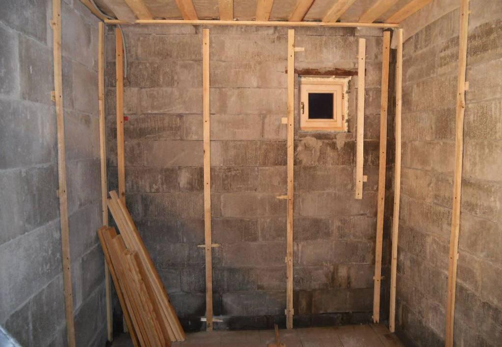 Баня из керамзитобетонных блоков — как построить?