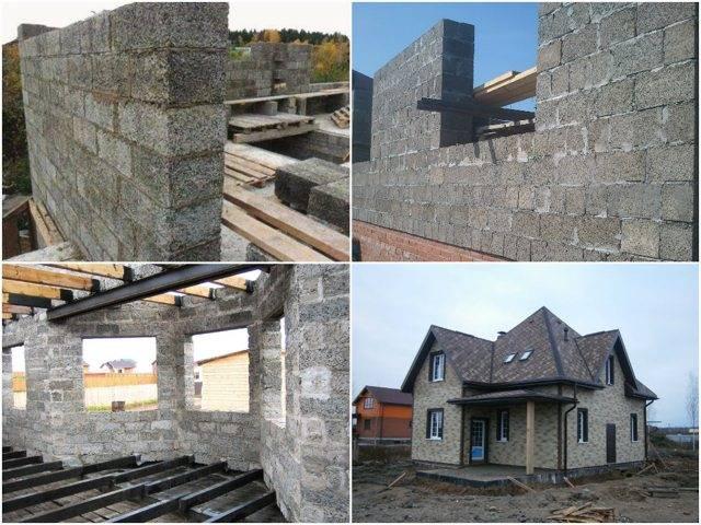 Строительство изарболитовых блоков — особенности, о которых нужно знать