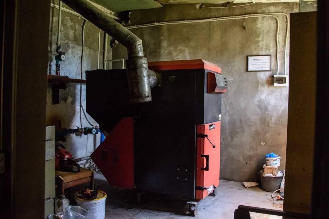 Как выбрать и поставить пеллетный котел: устройство системы отопления