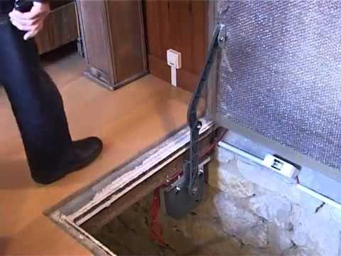 Как утеплить подполье в деревянном доме своими руками