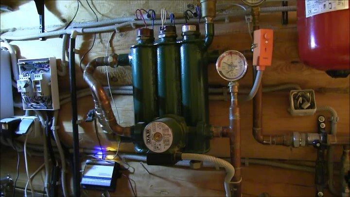 Электрокотел: руководство и наглядные материалы для изготовления электрокотла своими руками