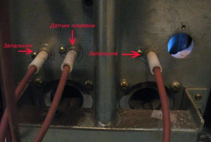 Не включается газовый котел