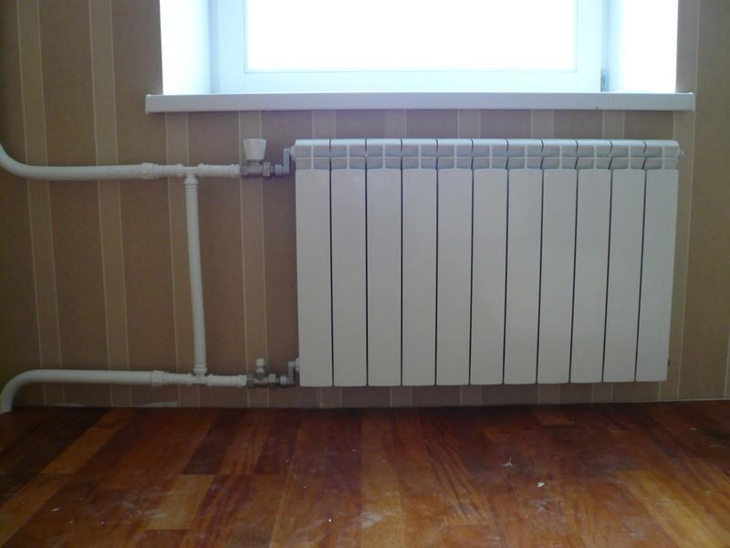 Монтаж стального радиатора своими руками | отопление дома и квартиры