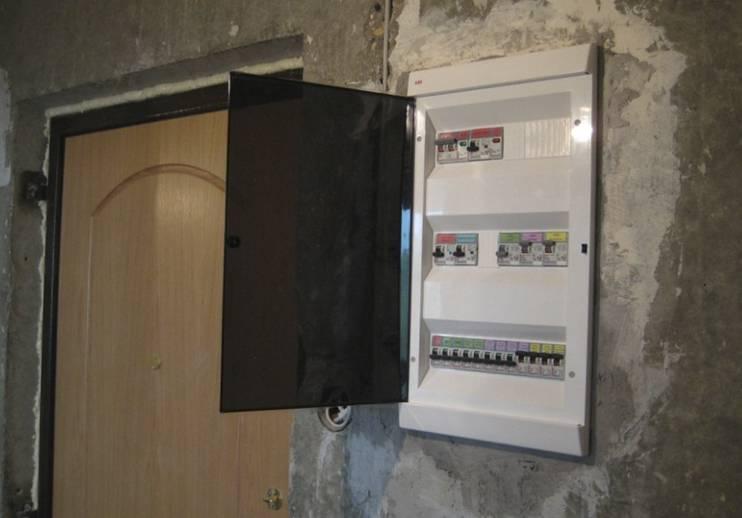 Порядок замены и переноса электросчетчика