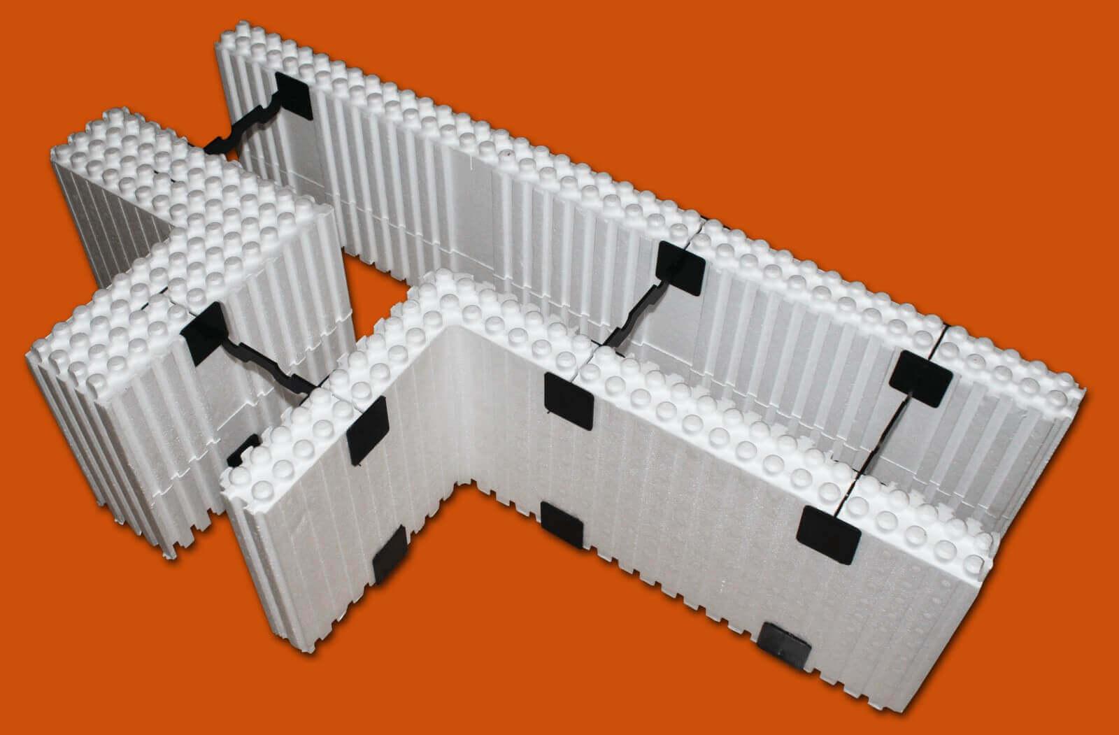 Как строятся монолитные дома методом несъемной опалубки? на сайте недвио