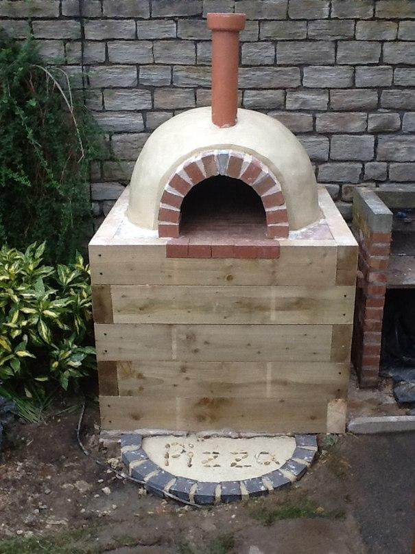 Летняя печь для готовки на улице: фото, как построить уличную печь из кирпича своими руками