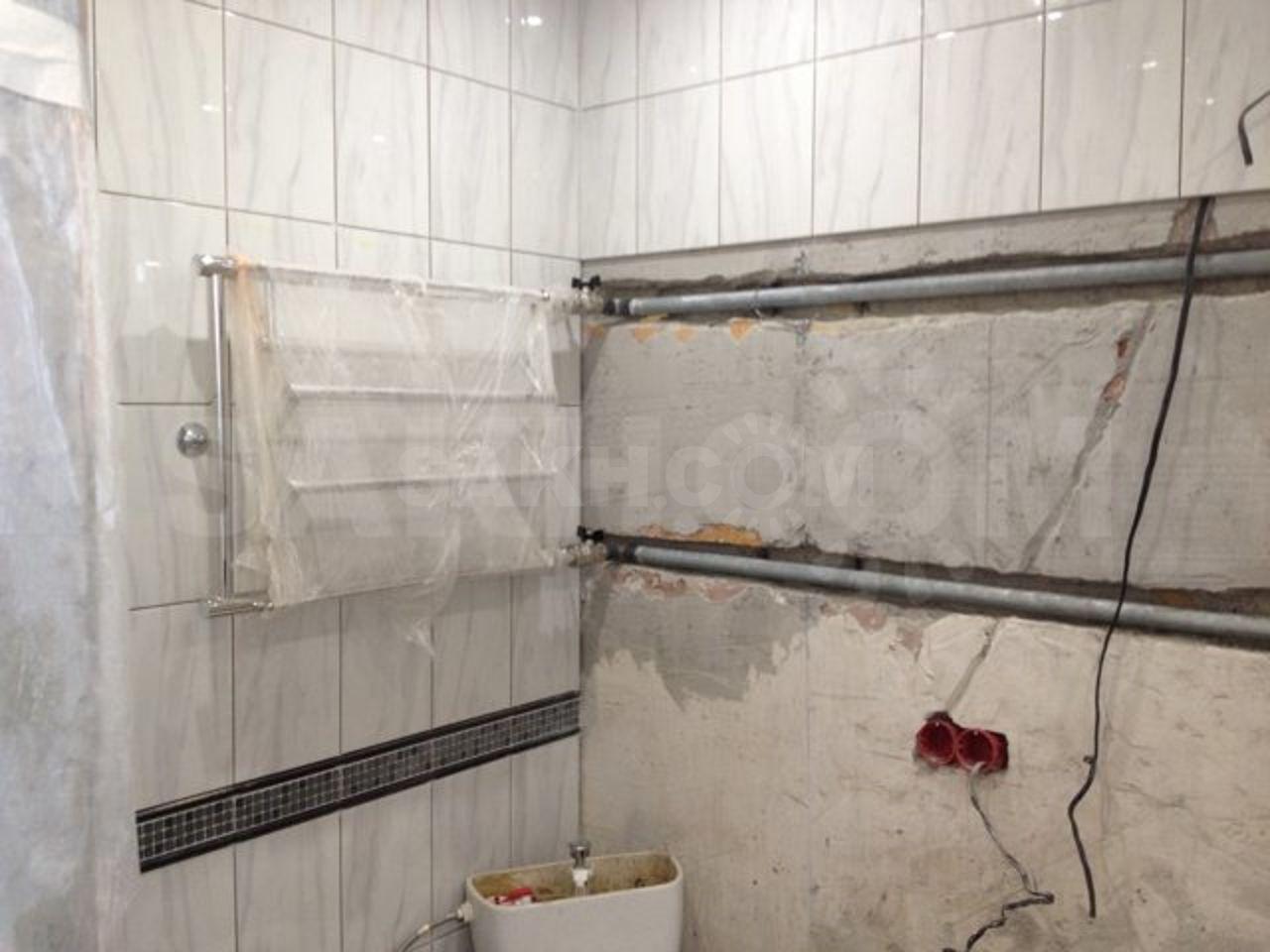 Сушилка для полотенец в ванную: как самостоятельно установить