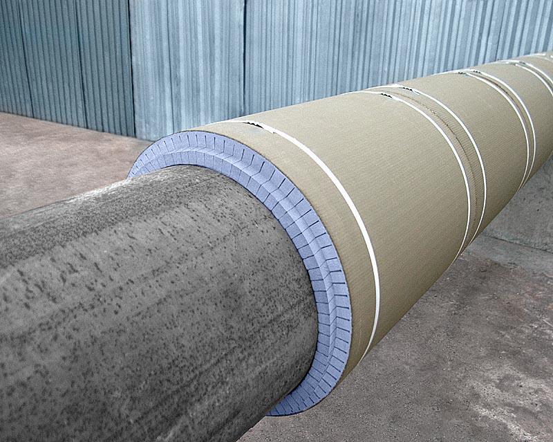 Как производят теплоизоляцию трубопроводов различных типов