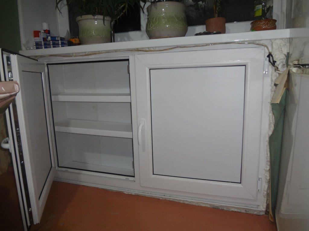 Холодильник под окном: новые возможности забытой классики (57 фото)