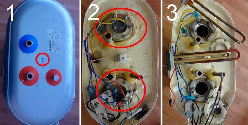 Ремонт накопительного водяного нагревателя thermex id 80 h – самэлектрик.ру