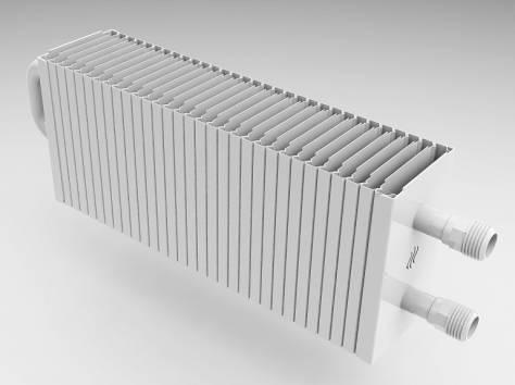 Типы радиаторов отопления по материалу, способа нагрева   отопление дома и квартиры