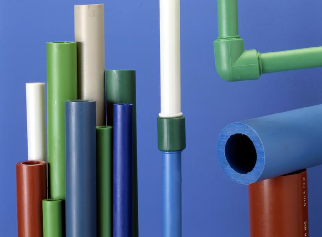 Виды водопроводных труб и их основные характеристики