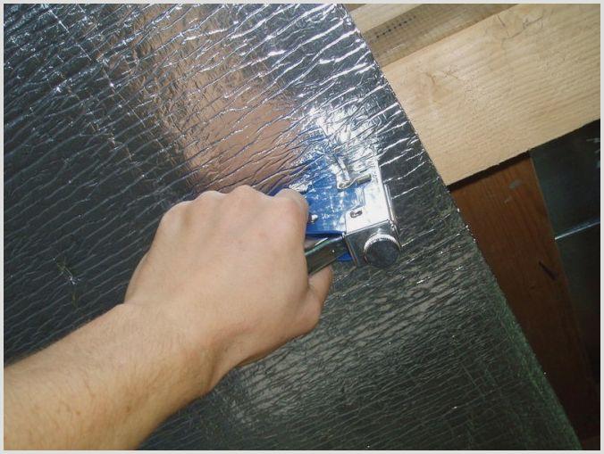 Утеплитель с фольгой: применение и советы, как фольгировать стены