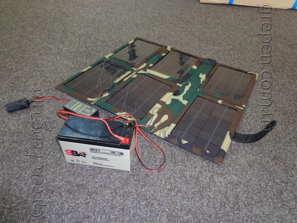 Как выбрать и использовать аккумулятор для солнечных батарей?