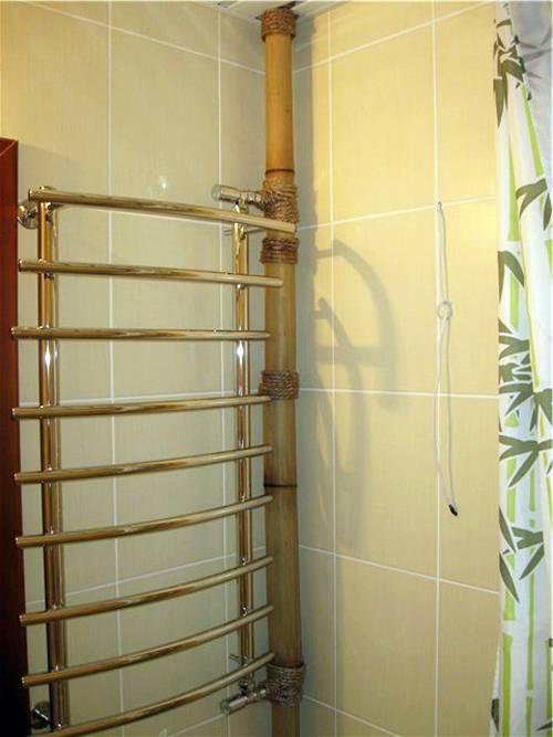 7 способов, как спрятать трубы в ванной комнате | строительный блог вити петрова