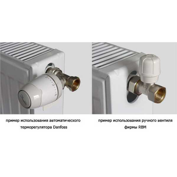 Терморегулятор для радиатора отопления - выбор, установка на батарею