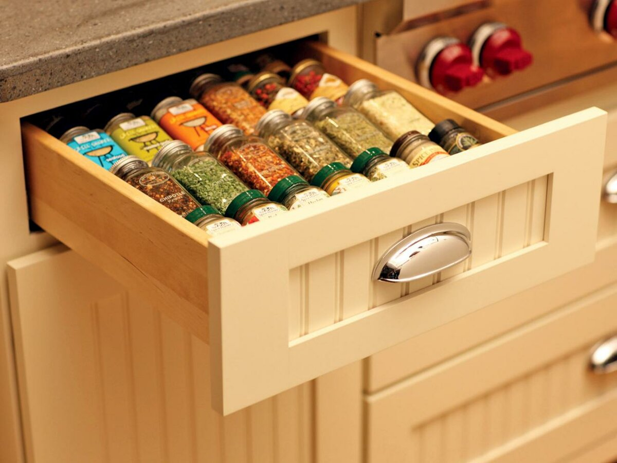 Как избавиться от бардака на кухне: советы и рекомендации правильной организации