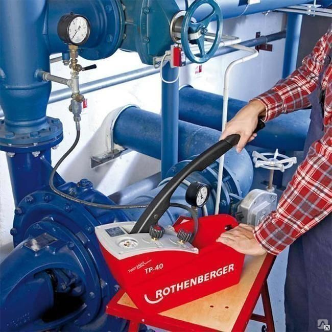 Тонкости проведения опрессовки системы отопления