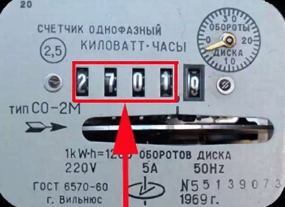 Как правильно снимать показания с разных типов электросчетчиков