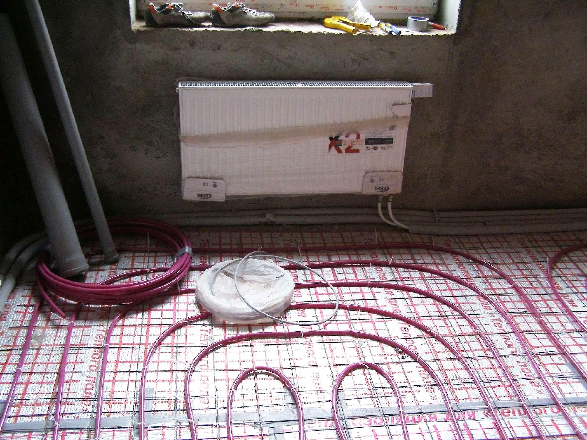 Сшитый полиэтилен для теплого пола обзор лучшего материала для тепло-поло-строения