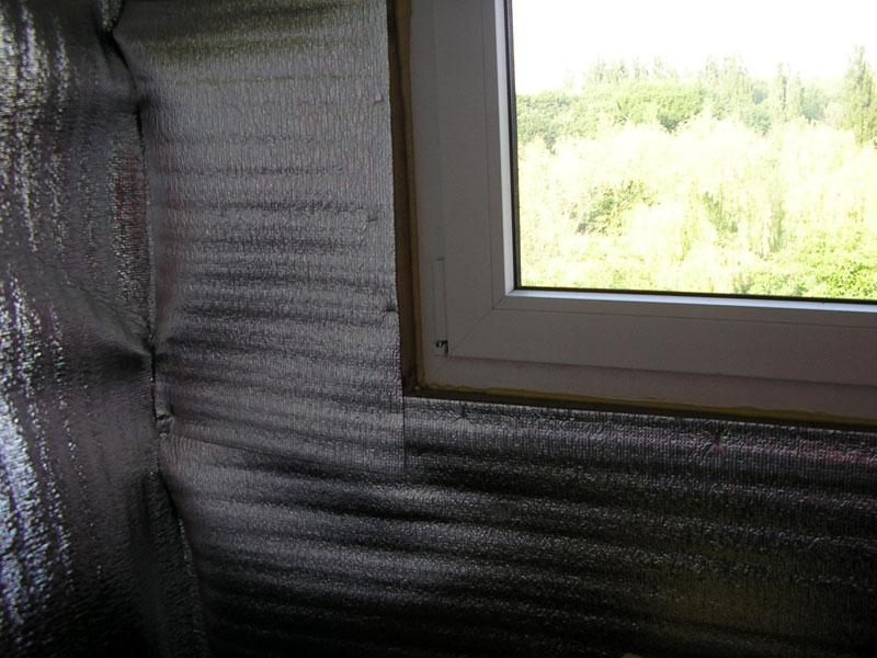 Утепление дома пенофолом изнутри. пошаговые рекомендации