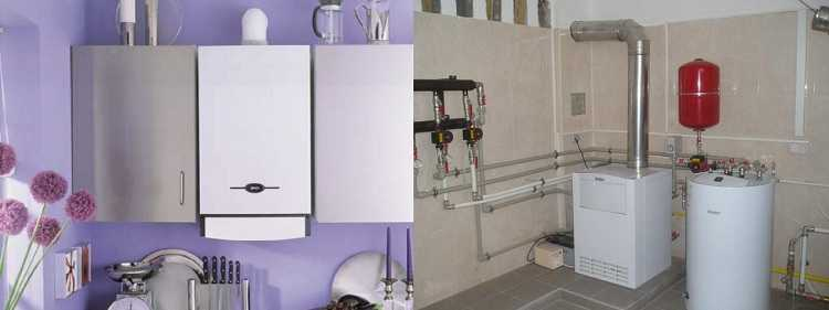 Настенные газовые котлы отопления: виды, как выбрать, обзор лучших моделей на рынке