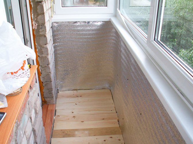 Утепление пола на балконе своими руками — пошаговая инструкция с фото и видео