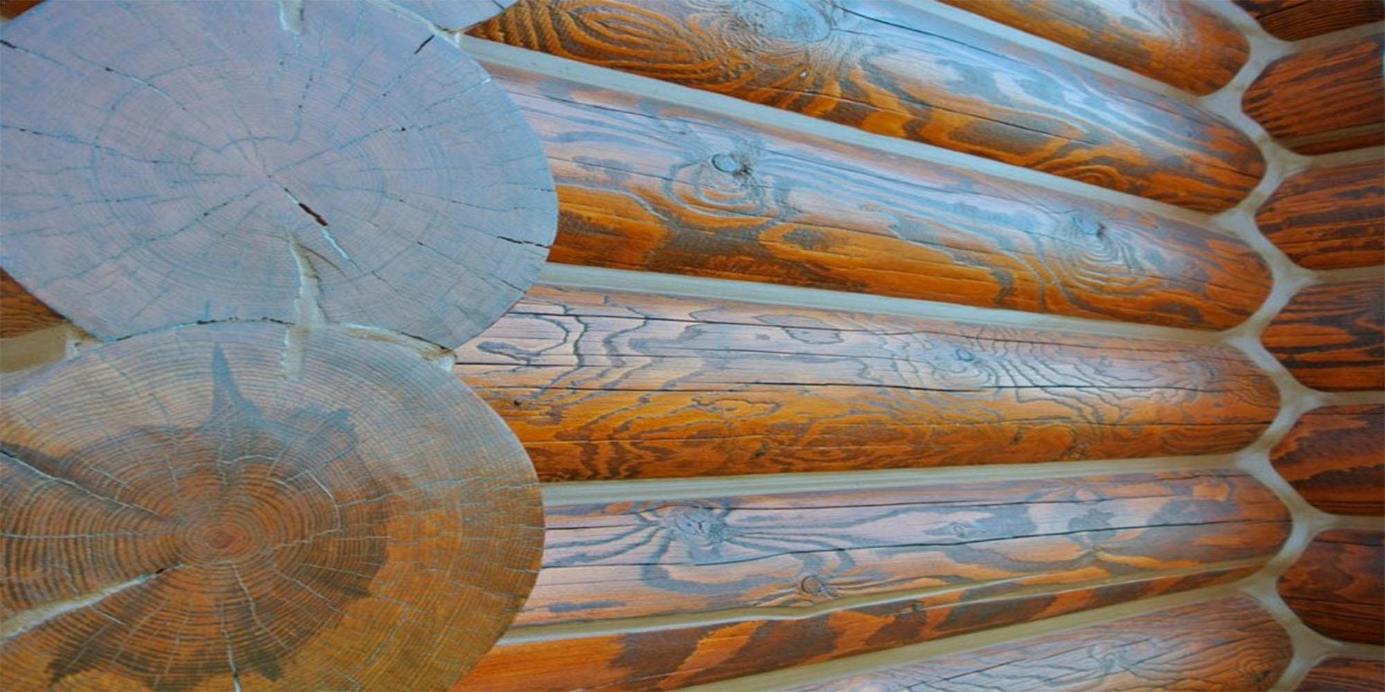 Утепление деревянного дома: герметик теплый шов