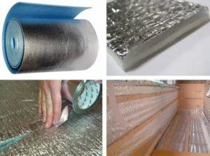 Фольгоизолон: характеристики, толщина материала, цена и сфера применения