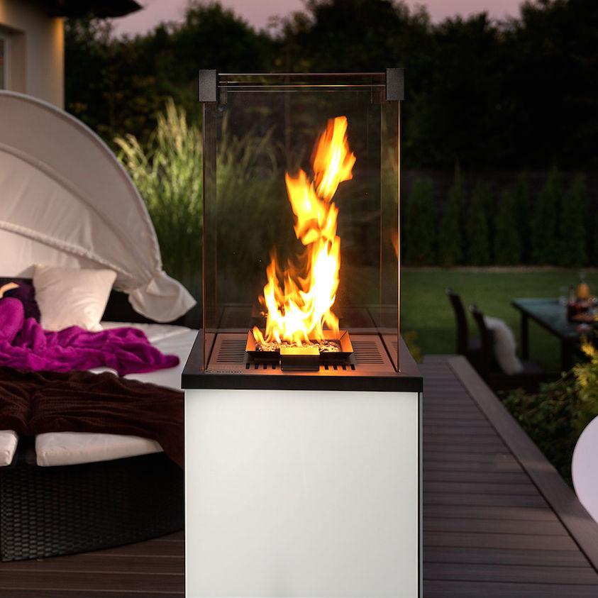 Какие модели газовых каминов предлагает рынок для частного дома?