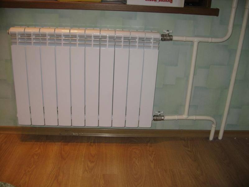 Как правильно перекрывать батареи отопления если жарко - только ремонт своими руками в квартире: фото, видео, инструкции