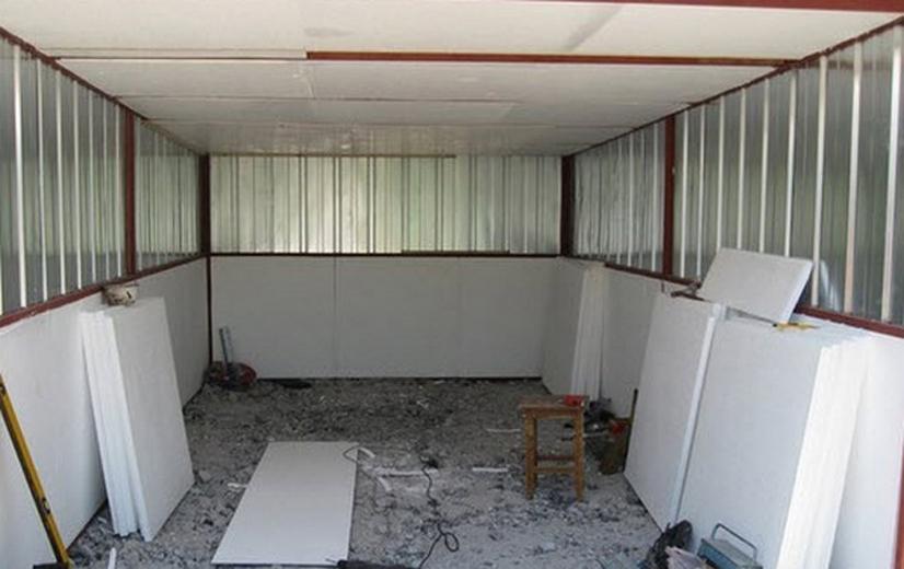 Как утеплить потолок в гараже: выбор материала и способа теплоизоляции