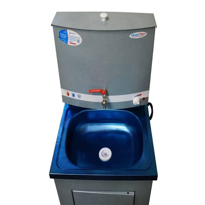 Умывальник с подогревом воды: правильный выбор для дачи и частного дома