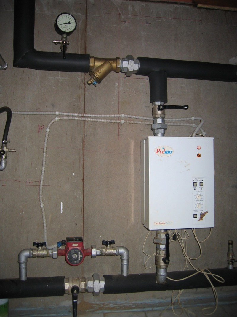 Как выбрать экономичный электрокотел для отопления дома