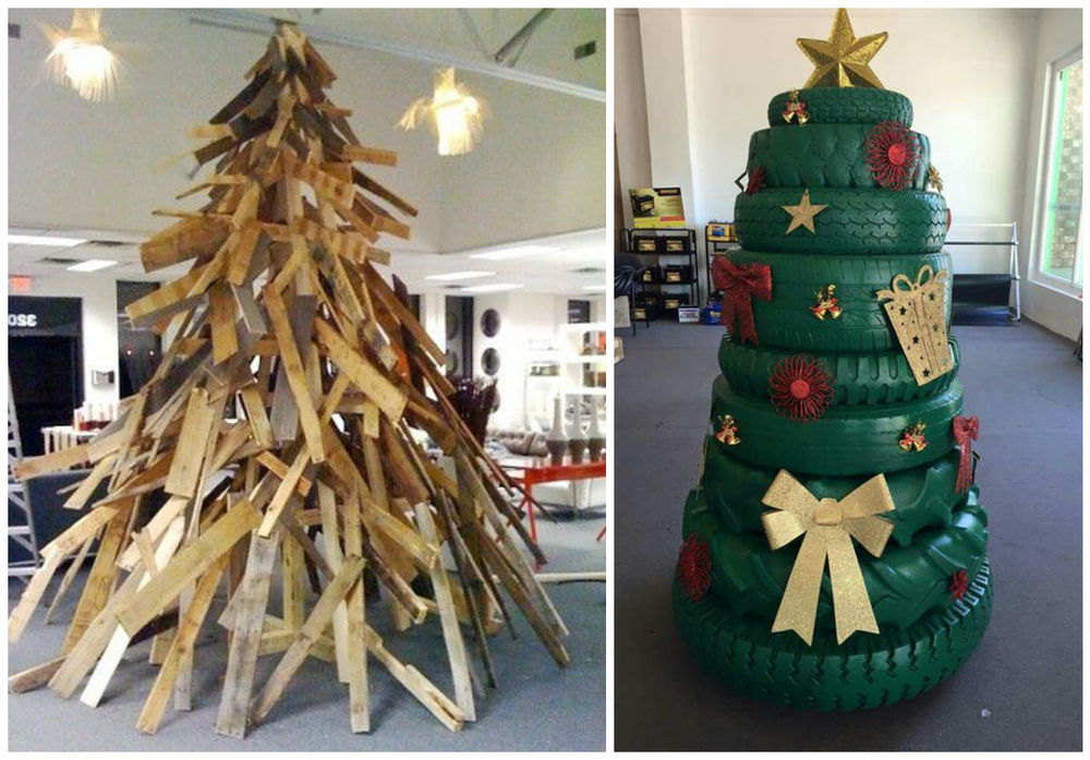 Мастер-класс, как сделать елку - подробное описание как сделать новогоднюю елку (75 фото)
