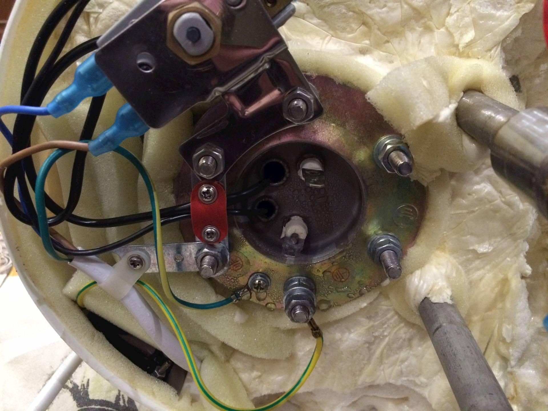 Ремонт водонагревателя термекс 80 л своими руками