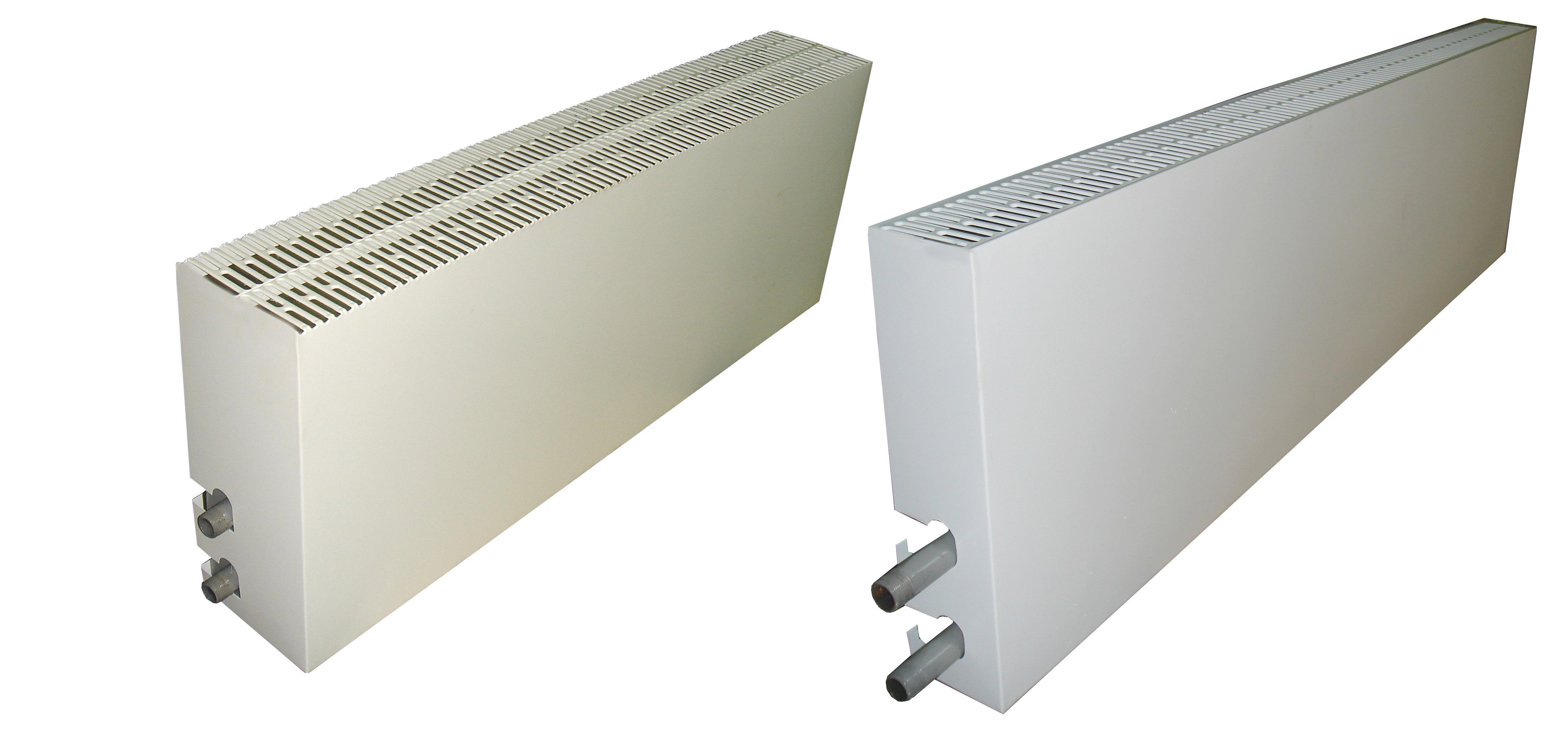 Все о напольных водяных конвекторах отопления