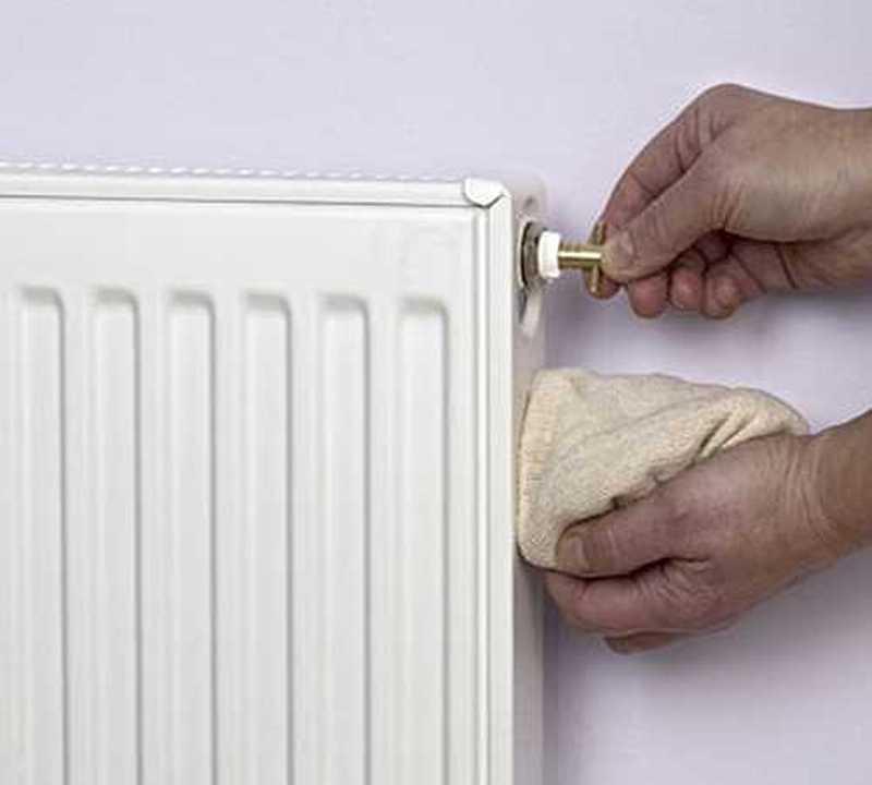 Как перекрыть батарею отопления в квартире
