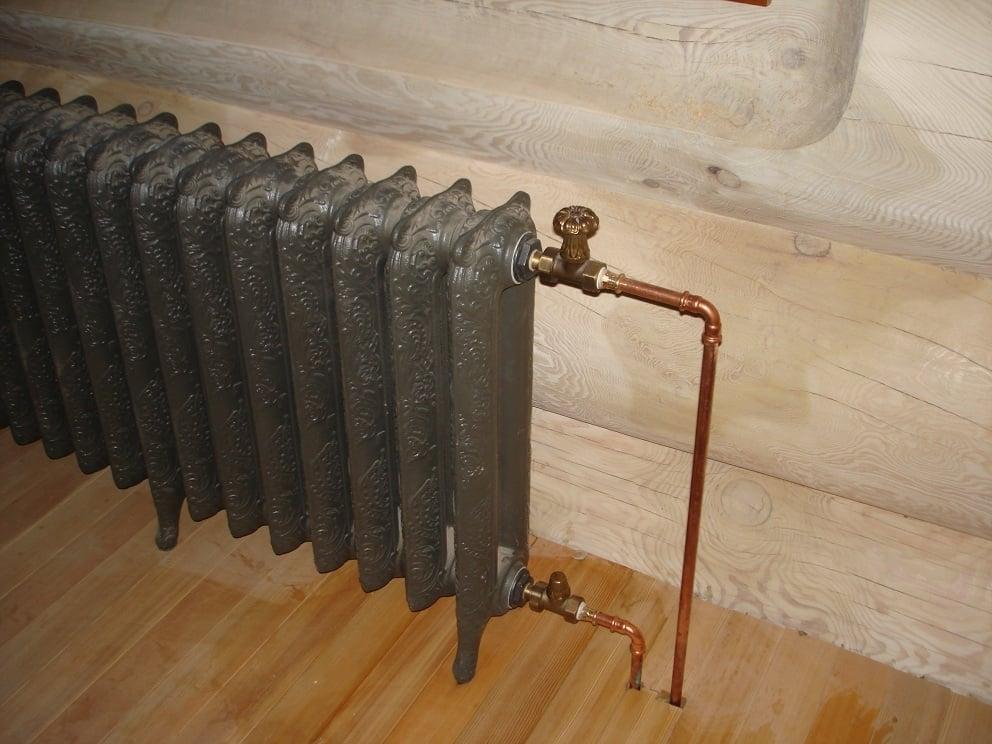 Установка чугунных радиаторов отопления, ремонт, монтаж и подключение