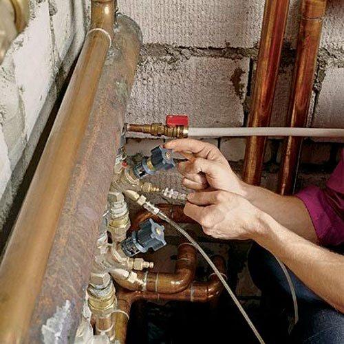 Гидроудар в трубопроводе, защита и причины | гид по отоплению