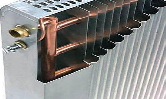 Медно-алюминиевые радиаторы отопления: видео-инструкция по выбору своими руками, цена, фото