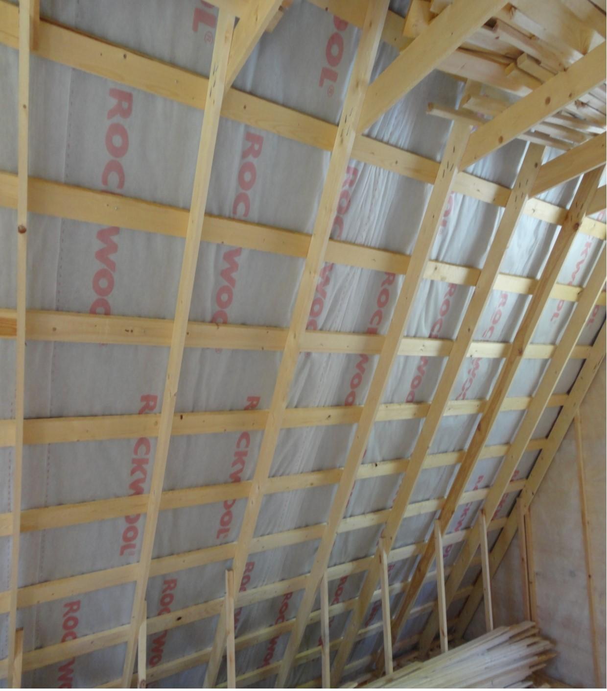Утепление крыши изнутри пенопластом: описание и характеристика материала, этапы монтажа + видео и отзывы
